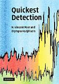 Quickest Detection