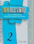 New Interchange English for International Communication 2  New Interchange Teacher's Edition