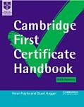 Cambridge First Certificate Handbook With Answers