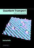 Quantum Transport Atom To Transistor