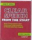Clear Speech from the Start Audio Cassette Set (3 Cassettes): Basic Pronunciation and Listen...