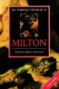 Cambridge Companion to Milton