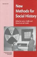 New Methods for Social History
