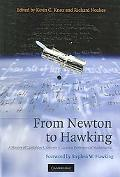 From Newton to Hawking A History of Cambridge University's Lucasian Professors of Mathematics