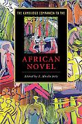 The Cambridge Companion to the African Novel (Cambridge Companions to Literature)