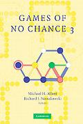 Games of No Chance 3, Vol. 56