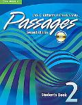 Passages 2 Student's Book with Audio CD/CD-ROM