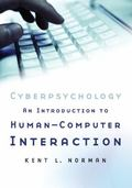 An Introduction to the Psychology of Human-Computer Interaction
