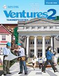 Ventures 2 Teacher's Edition with Teacher's Toolkit Audio CD/CD-ROM