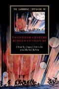 Cambridge Companion to Twentieth-Century Russian Literature