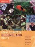 Cambridge Legal Studies for Queensland Book 2
