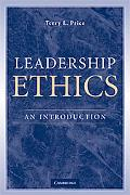 Leadership Ethics: An Introduction