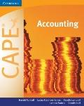 Accounting for CAPE (Caribbean)
