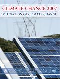 Climate Change 2007 - Mitigation of Climate Change Working Group III Contribution to the Fou...