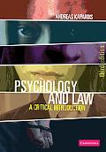 Psychology and Law: A Critical Introdu