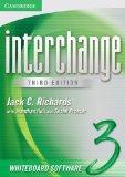 Interchange Whiteboard Software 3 (Interchange Third Edition)