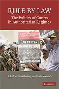 Politics of Courts in Authoritarian Regimes