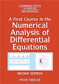 A First Course in the Numerical Analysis of Diffe