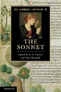The Cambridge Companion to the Sonnet (Cambridge Companions to Literature)