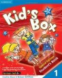 Kid's Box Level 1 Special Edition Student's Book Harmon Hall Edition