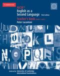 IGCSE English as a Second Language Teacher's Book Levels 1 and 2 (Cambridge International Ex...
