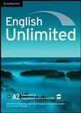 English Unlimited Intermediate Coursebook with e-Portfolio