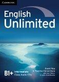 English Unlimited Intermediate Class Audio CDs (3)