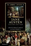 Cambridge Companion to Jane Austen