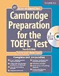 Cambridge Preparation for the TOEFL Test (Book & CD-ROM)