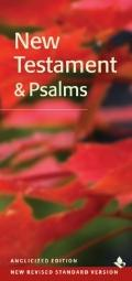 NRSV Slimline New Testament and Psalms NR010: NP