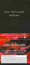NRSV Slimline New Testament and Psalms NR012:NP