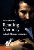 Reading Memory in Early Modern Literature