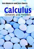 Calculus Ken Binmore, Joan Davies
