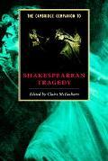 Cambridge Companion to Shakespearean Tragedy
