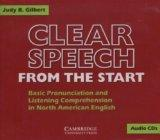 Clear Speech from the Start Audio CDs: Basic Pronunciation and Listening Comprehension in No...