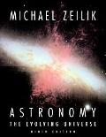 Astronomy: The Evolving Universe, 9th Edition