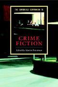 Cambridge Companion to Crime Fiction