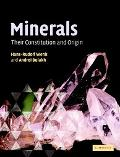 Minerals Their Constitution and Origin