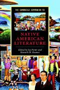 Cambridge Companion To Native American Literature