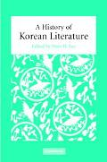 History of Korean Literature