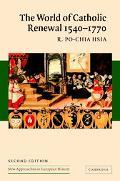 World Of Catholic Renewal, 1540-1770