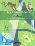Ecological Census Techniques A Handbook