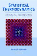 Statistical Thermodynamics Fundamentals And Applications