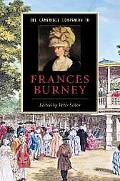 Cambridge Companion to Frances Burney