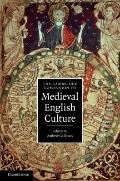 Cambridge Companion to Medieval English Culture