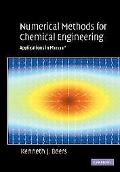 Numerical Methods for Chemical Engineering Applications in Matlab