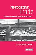Negotiating Trade Developing Countries In The WTO And NAFTA