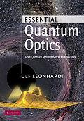 Essential Quantum Optics: From Quantum Measurements to Black Holes