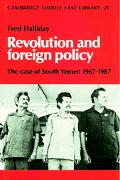 Revolution and Foreign Policy The Case of South Yemen
