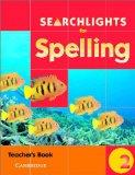 Searchlights for Spelling Year 2 Teacher's Book